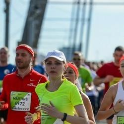 The 27th Lattelecom Riga Marathon - Katsiaryna Biaspalaya (6390)