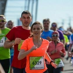 The 27th Lattelecom Riga Marathon - Irīna Siņicina (6329)