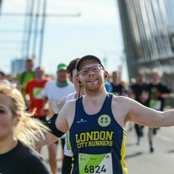 The 27th Lattelecom Riga Marathon - Pete Maxey (6824)