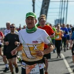 The 27th Lattelecom Riga Marathon - Ulrich Heitfeldt (741)