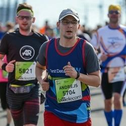 The 27th Lattelecom Riga Marathon - Andrejs Ivanovs (5704)