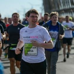 The 27th Lattelecom Riga Marathon - Sebastian Bauer (4856)