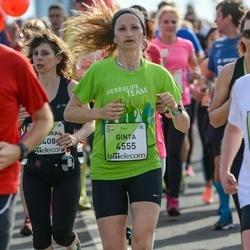 The 27th Lattelecom Riga Marathon - Ginta Ivanovska (4555)