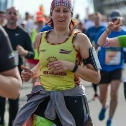 The 27th Lattelecom Riga Marathon - Kristīne Rožkalne (6004)