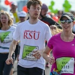 The 27th Lattelecom Riga Marathon - Lennart Seifert (4225)