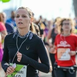 The 27th Lattelecom Riga Marathon - Rosmari Marrandi (5640)