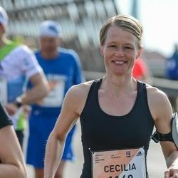 The 27th Lattelecom Riga Marathon - Cecilia Kennbäck (1140)
