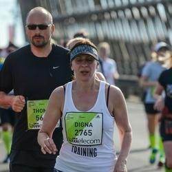 The 27th Lattelecom Riga Marathon - Digna Ķīse (2765)
