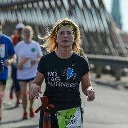 The 27th Lattelecom Riga Marathon - Olga Ivanova (2690)