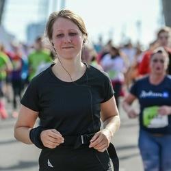 The 27th Lattelecom Riga Marathon - Santa Šakeļa (4420)