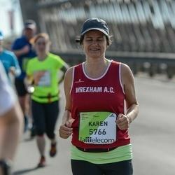 The 27th Lattelecom Riga Marathon - Karen Owens (5766)