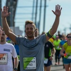 The 27th Lattelecom Riga Marathon - Lawrence Smeets (2703)