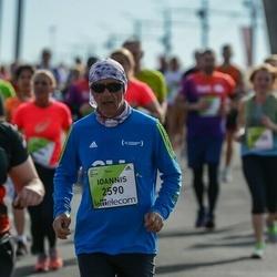 The 27th Lattelecom Riga Marathon - Ioannis Xiros (2590)