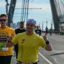 The 27th Lattelecom Riga Marathon - Petr Latyshev (540)