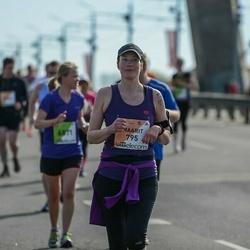 The 27th Lattelecom Riga Marathon - Maarit Itälä (795)