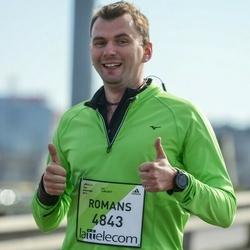 The 27th Lattelecom Riga Marathon - Romans Sidorovs (4843)