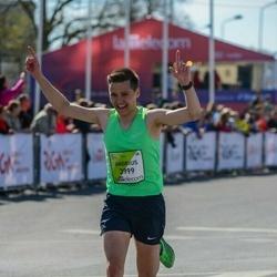 The 27th Lattelecom Riga Marathon - Joe Church (399)