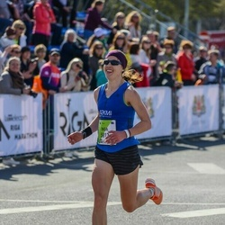 The 27th Lattelecom Riga Marathon - Inga Zālīte (5813)