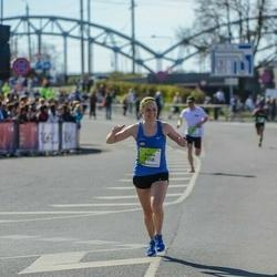 The 27th Lattelecom Riga Marathon - Daiga Grickus (5358)