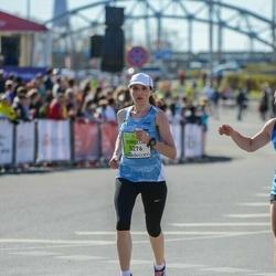 The 27th Lattelecom Riga Marathon - Eurelija Venskaitytė (5276)