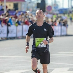 The 27th Lattelecom Riga Marathon - Christopher Collis (3804)