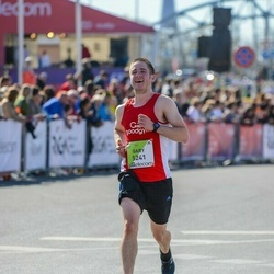The 27th Lattelecom Riga Marathon - Gary Jordan (5241)