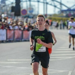 The 27th Lattelecom Riga Marathon - Kristofer Erik Kamberg (5053)