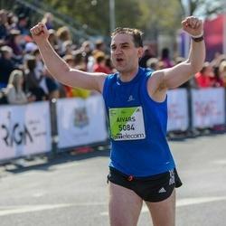The 27th Lattelecom Riga Marathon - Aivars Tihonovs (5084)