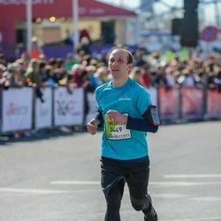 The 27th Lattelecom Riga Marathon - Dmitrijs Vladimirovs (3449)