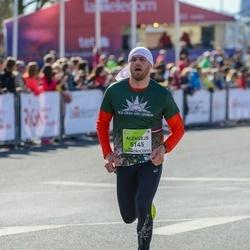 The 27th Lattelecom Riga Marathon - Aleksejs Orlovs (5145)