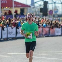 The 27th Lattelecom Riga Marathon - Artūrs Andersons (4389)