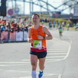 The 27th Lattelecom Riga Marathon - Artūrs Jansons (6673)