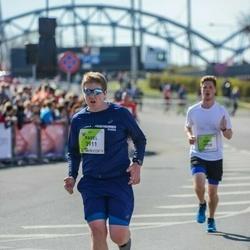 The 27th Lattelecom Riga Marathon - Pavel Mishinev (3911)