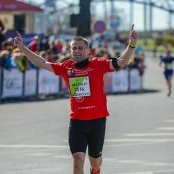 The 27th Lattelecom Riga Marathon - Anatoliy Andreev (2514)
