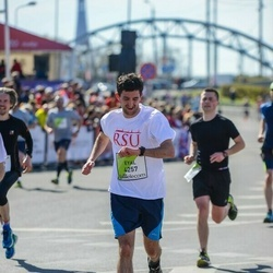 The 27th Lattelecom Riga Marathon - Eyal Cohen Sela (4257)