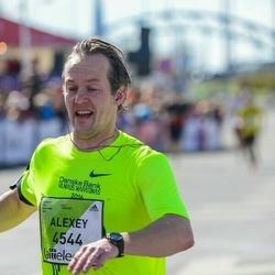 The 27th Lattelecom Riga Marathon - Alexey Alekseev (4544)