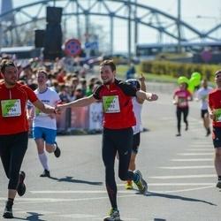 The 27th Lattelecom Riga Marathon - Alexey Makov (3892)