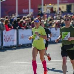 The 27th Lattelecom Riga Marathon - Evelina Parhomenko (3155), Hokans Kristiansons (4728)