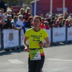 The 27th Lattelecom Riga Marathon - Gabriela Kern (4790)