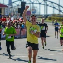 The 27th Lattelecom Riga Marathon - Jānis Laizāns (6887)