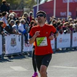 The 27th Lattelecom Riga Marathon - Antanas Lukaševičius (5523)