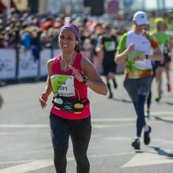 The 27th Lattelecom Riga Marathon - Ieva Ārberga (2591)