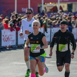 The 27th Lattelecom Riga Marathon - Artur Kowalski (4482), Aleksandra Norkowska (4515)