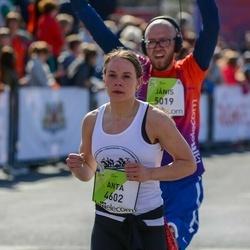 The 27th Lattelecom Riga Marathon - Anta Ošiņa (4602)