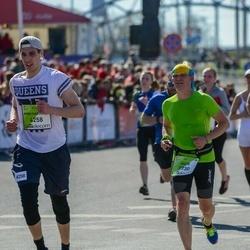 The 27th Lattelecom Riga Marathon - Ihor Zhadan (3730), Anna Karoliina Rönnberg (4258)