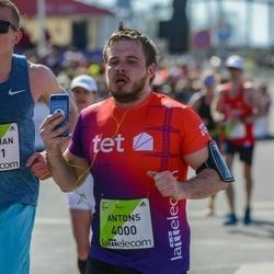 The 27th Lattelecom Riga Marathon - Antons Fedorenko (4000)