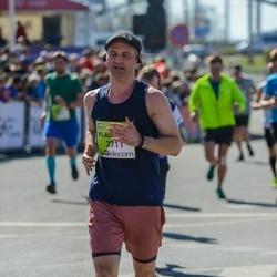The 27th Lattelecom Riga Marathon - Vladislavs Aļohins (3711)