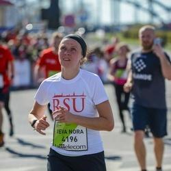 The 27th Lattelecom Riga Marathon - Ieva Nora Gediņa (4196)