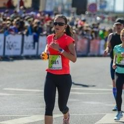 The 27th Lattelecom Riga Marathon - Aldona Seredyn (5881)
