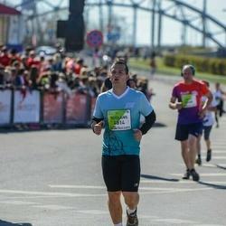 The 27th Lattelecom Riga Marathon - Ruslans Pisarenoks (4814)